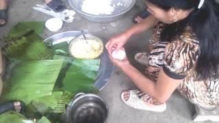 Cách làm bánh giậm nhu the nao