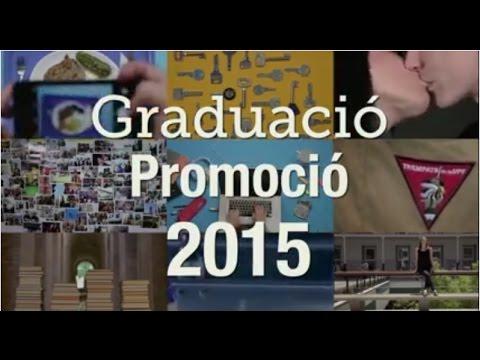 Promoció 2015 de la UPF
