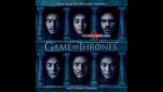 1. Main Titles -- Game of Thrones - Season 6 by Ramin Djawadi