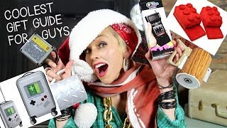 2012 Holiday Gift Guide for HIM, GUYS, BOYS, MEN...BOYS | Kandee Johnson