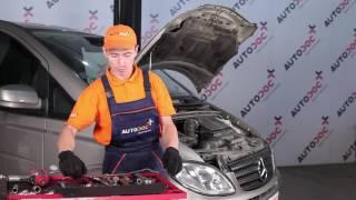 DIY MERCEDES-BENZ VIANO repareer - auto videogids downloaden