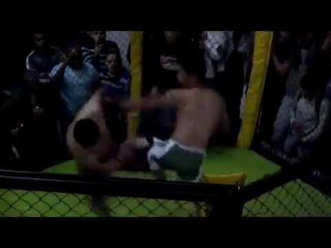 MARIO ESPITIA MMA SAMMURAI LATIN FIGHTER CHAMPIONSHIP 2