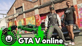 🔴 Selassie Live -  GTA 5 Diamon Casino Update w/ Evžen