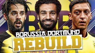 REBUILDING BORUSSIA DORTMUND!!! FIFA 18 Career Mode
