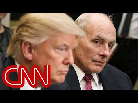 Muellers team questioned John Kelly, sources say
