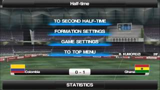 PES 2012 - Pro Evolution Soccer - Quickmatch - IPad 2 - US - HD Gameplay Trailer