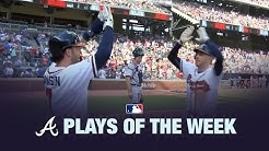 Braves Top Plays of the Week | June 2, 2019