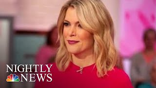Megyn Kelly Apologizes For Questioning Why Wearing Blackface Is Considered Racist   NBC Nightly News