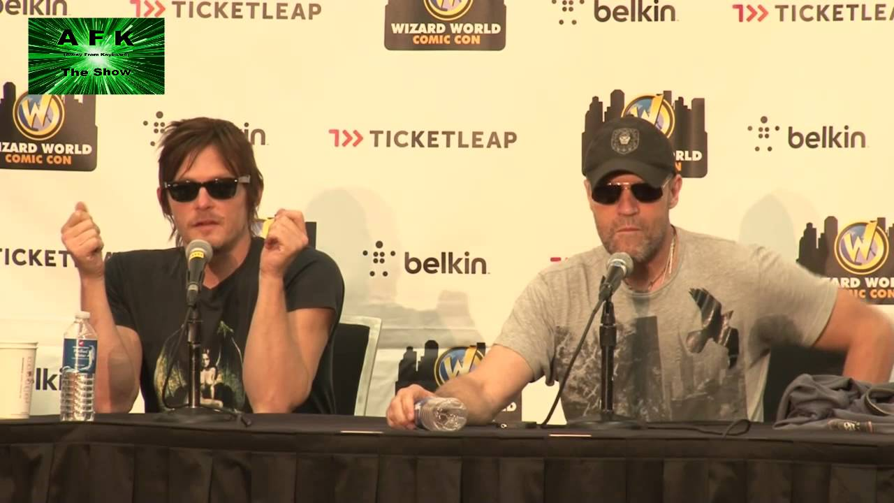 'The Walking Dead': Norman Reedus Addresses If Daryl And Carol Will Ever Happen
