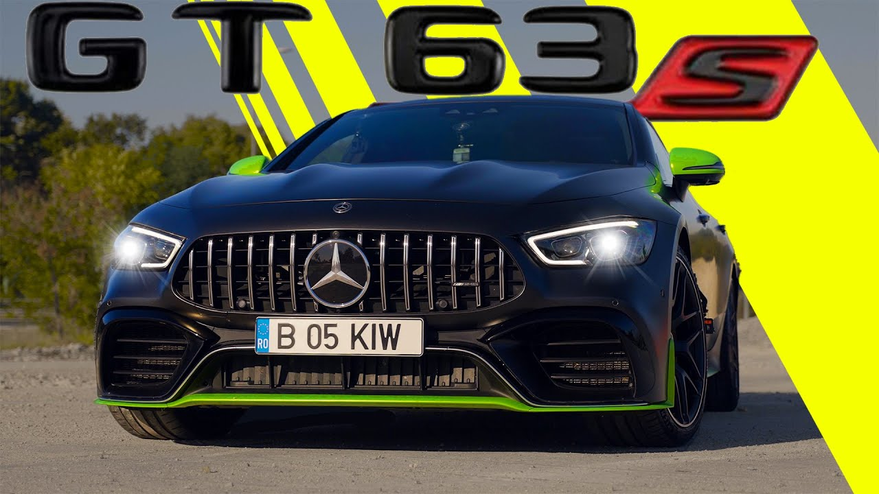 AMG GT63s – 200.000 EURO