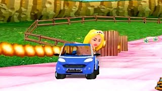 Action Girls Racing Wii Game