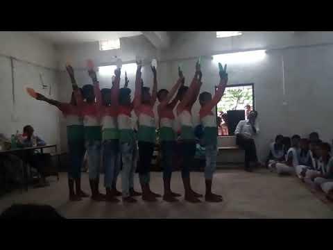 Best dance at raigarh