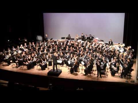 Carmina Burana - Tennessee All State Band 2013