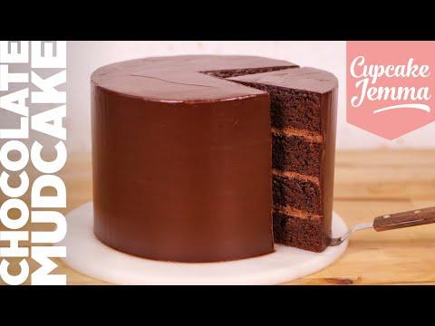 The Ultimate Chocolate Cake Recipe | Cupcake Jemma Channel