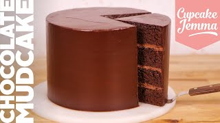 The Ultimate Chocolate Cake Recipe | Cupcake Jemma Channel