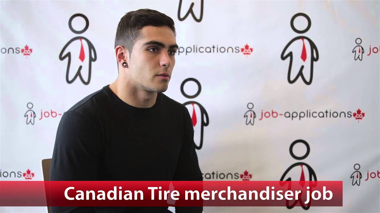 Canadian Tire Application: Canada Jobs & Careers