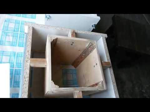 Делаем формы для наборных столбов своими руками. Блоки для столбов своими руками.