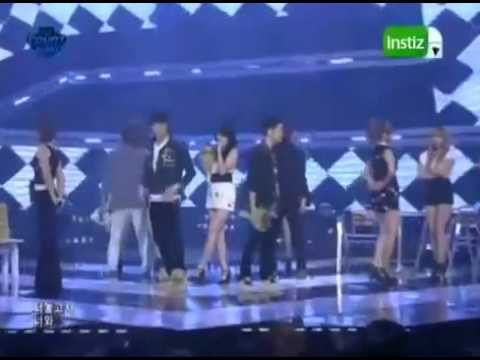110519 4Minute - Heart to Heart
