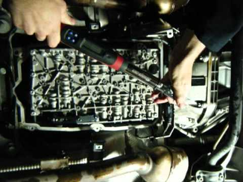 Mercedes-Benz Transmission Control Module Replacement ...