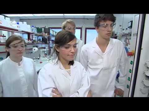 How chemicals industries are promoting talent | Made in Germany