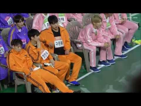 [FANCAM] 190107 아이돌육상선수권대회 (ISAC) / 아이콘 구준회 (iKON JUNHOE) FOCUS