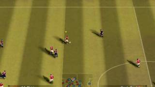 FIFA07 demo gameplay