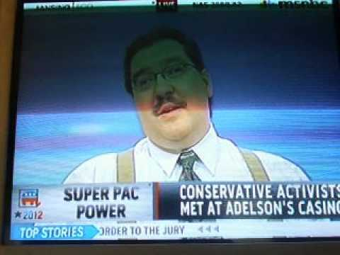 Bill Collier of Freedomist.com interviewed by Chris Jansing on MSNBC