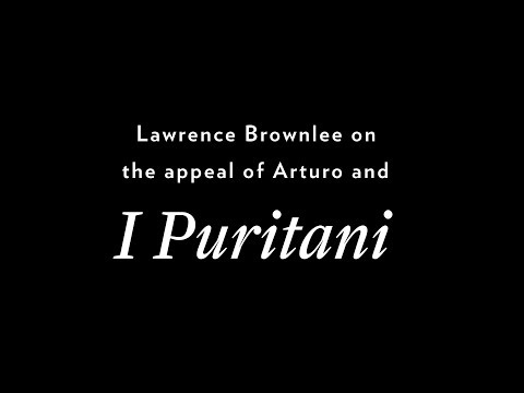 Lawrence Brownlee on the appeal of Arturo and I PURITANI // Onstage February 4 –28