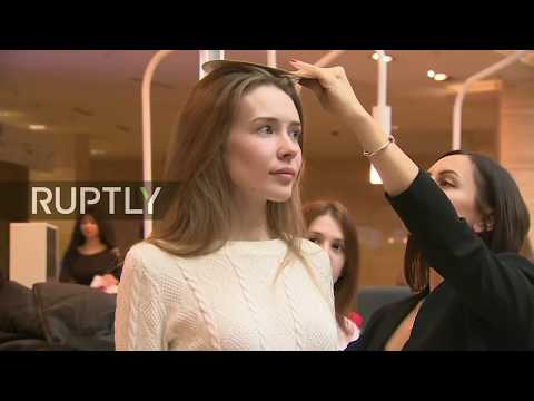 Wanna be the next Miss Russia? Open casting gets underway in Moscow