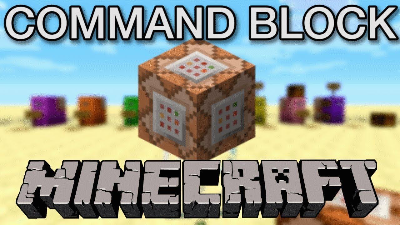 Comment Avoir Le Command Block Dans Minecraft