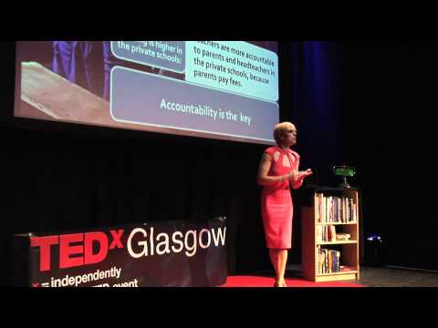 How private schools are serving the poorest: Pauline Dixon at TEDxGlasgow