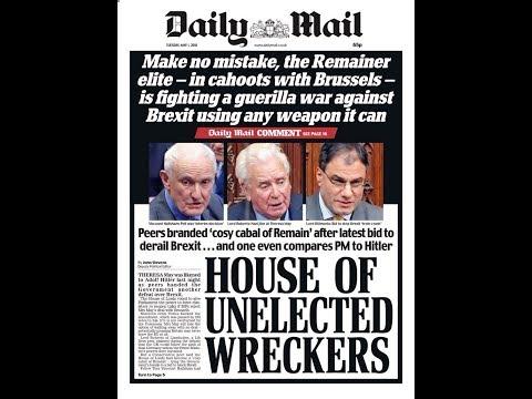 James O'Brien vs our Sovereign Brexit Parliament