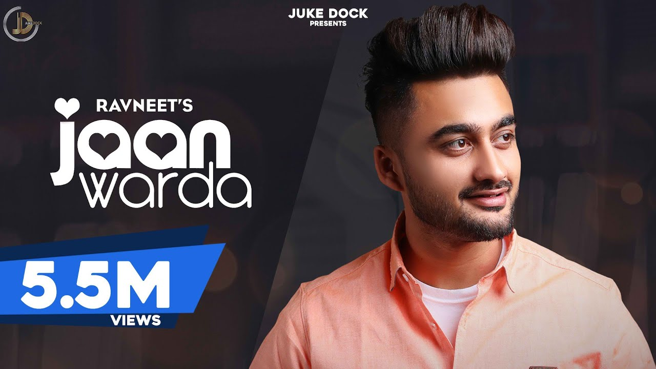 JAAN WARDA Mp3 song download RAVNEET status Lyrics