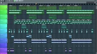 Dirty Dancer Enrique Iglesias ft Usher Lil Wayne Remake with FL Studio.mp3