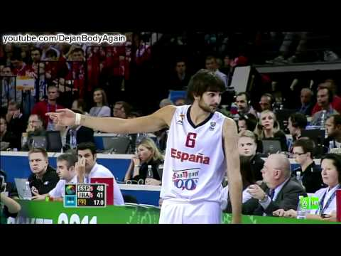 Spain vs France [HD] (EuroBasket 2011 Final)