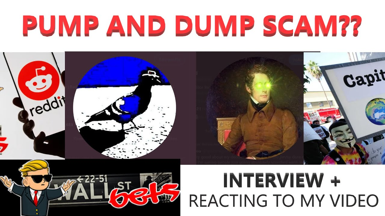 Download Interview with ChudLogic/Reacting to my WSB Video, Activist Investors, Regulating Hedge Funds & More