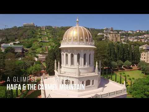 A Glimpse Of Israel: Haifa And Mt. Carmel