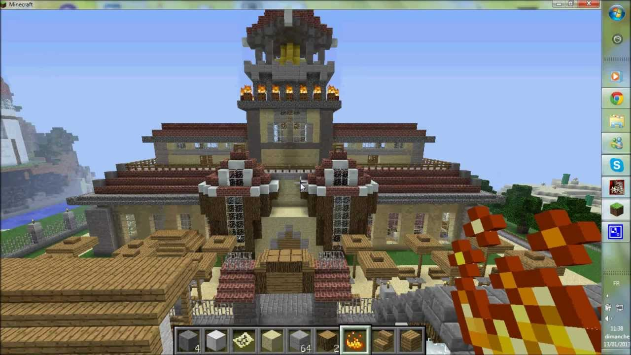 Minecraft: Presentation de Fairy Tail - YouTube