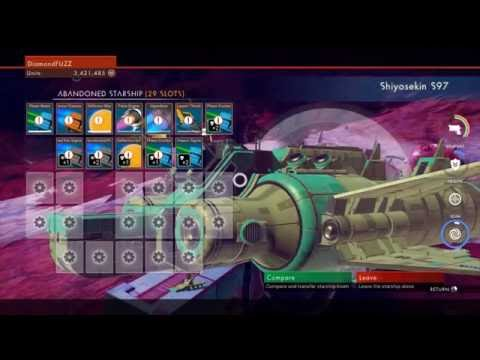 No Mans Sky: How to get High Slot Number Ships for almost nothing (Basically Free)