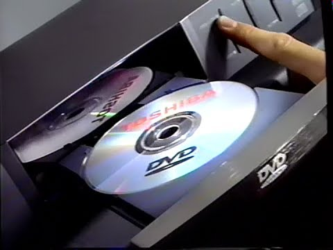 toshiba video player