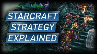 How to win a game of StarCraft 2 - Strategy explained