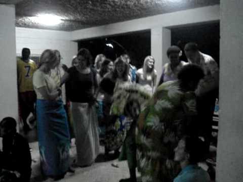 Madventurer Fiji - Culture Night Fiji Style