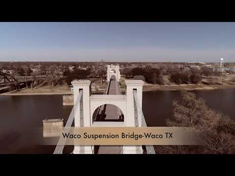 Benwa Bridges over Waco
