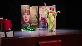 Jarifa en Celebrate my Size - soumboula hanom, shik shak shok & shik shak dum tabla