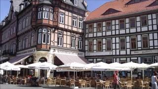 ドイツ ヴェルニゲローデ市街地 2