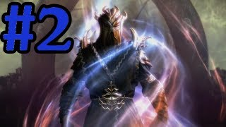 Skyrim Dragonborn DLC Gameplay Walkthrough Part 2 With Commentary Xbox 360 Gameplay