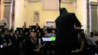 """I Masnadieri - Preludio, scena e duetto atto III - Banda Musicale """"Placido Mandanici"""""""