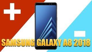 Samsung Galaxy A8 2018: 3 PLUSY i 3 MINUSY