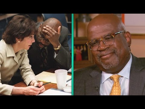 EXCLUSIVE: Christopher Darden on 'People v. OJ Simpson'