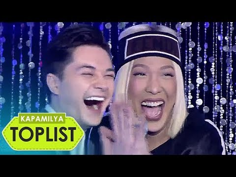 Kapamilya Toplist: 10 times Vice Ganda and Kuya Escort made us all kilig in Its Showtime